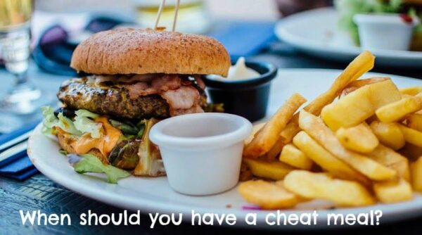 when you should have a cheat meal