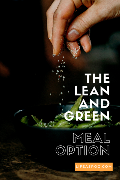 Lean and Green Meal