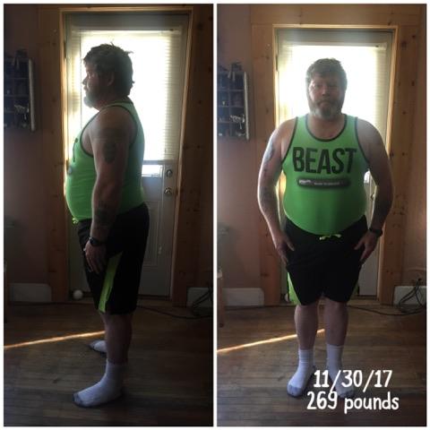 30Nov17 269 pounds