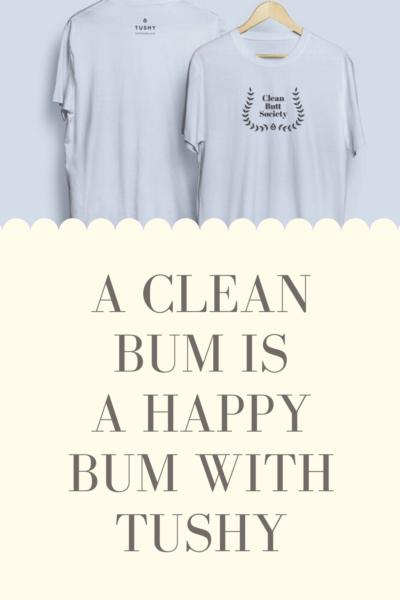 Clean Tushy