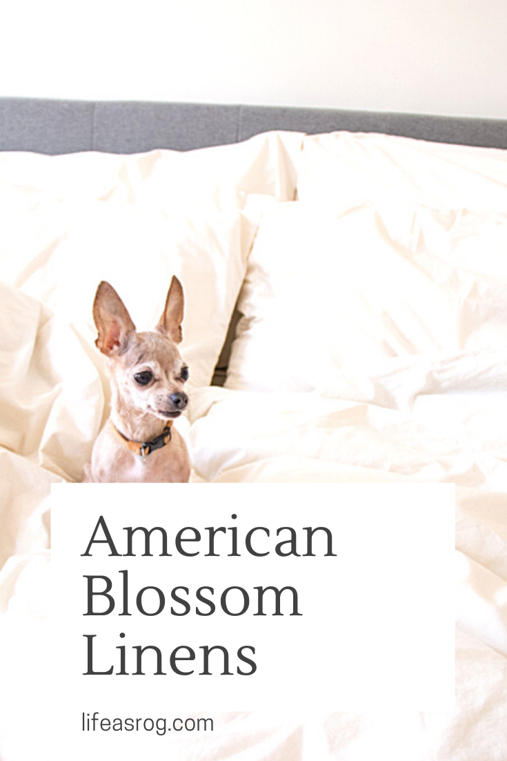 American Blossom Linens for Your Home Decor