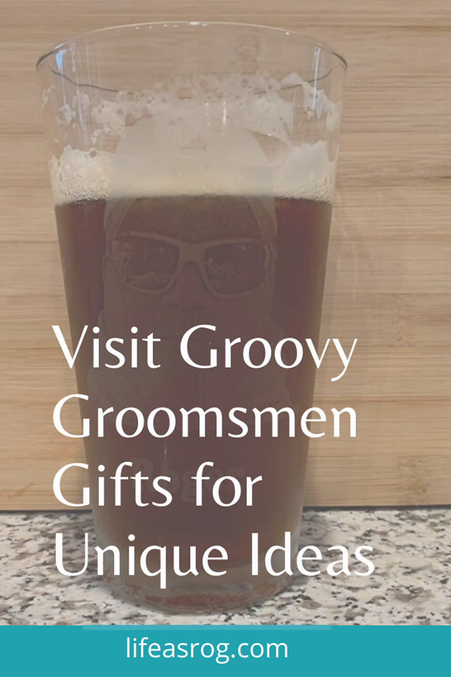 GroovyGroomsmenGifts