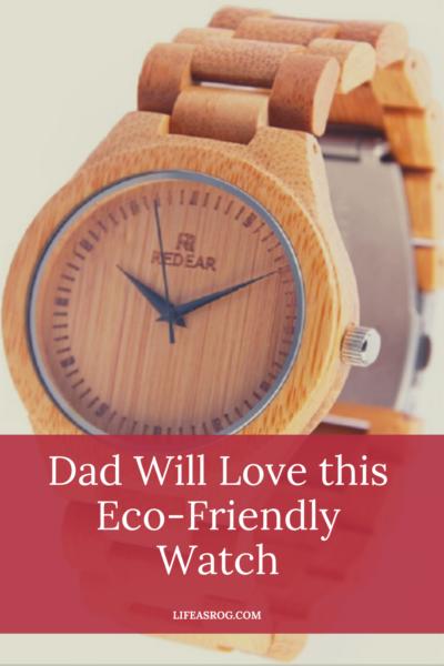 Eco-Friendly Watch
