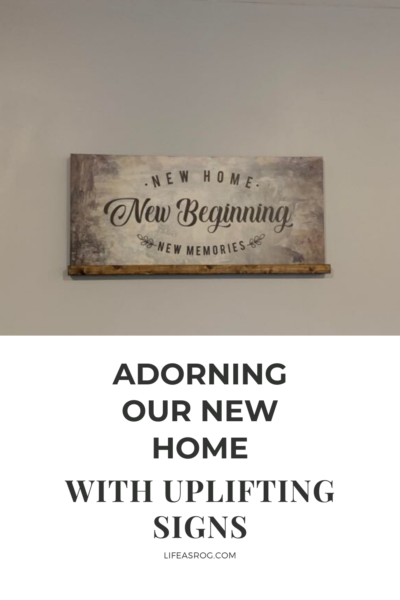 Uplifting Signs