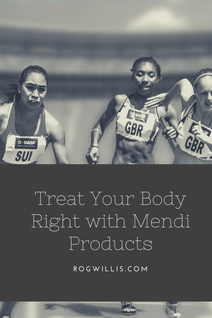 Treat Your Body Right with Mendi Products