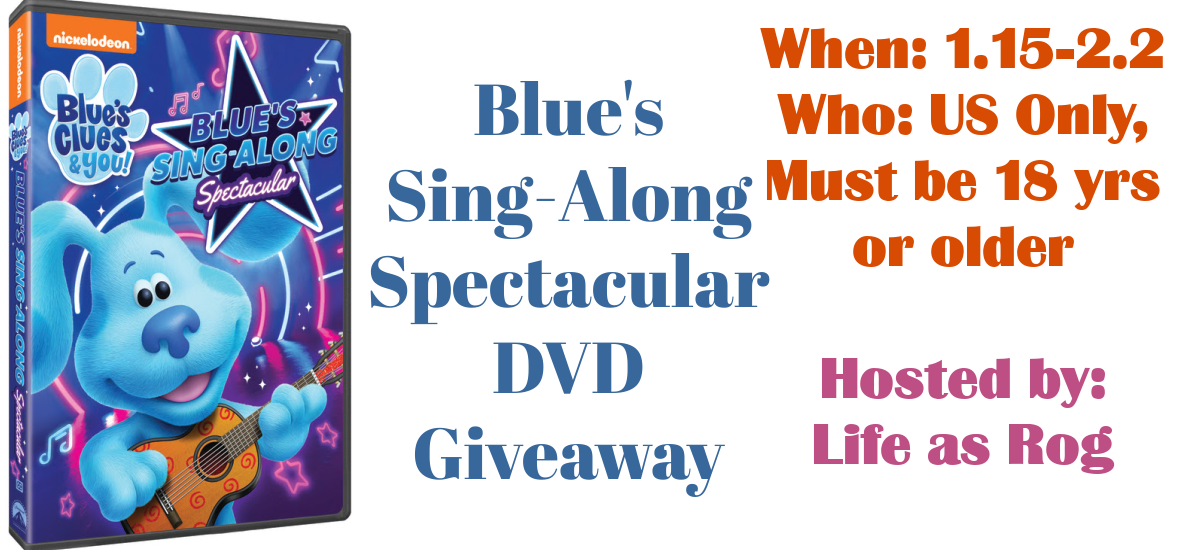 Blue's Sing-Along Spectacular