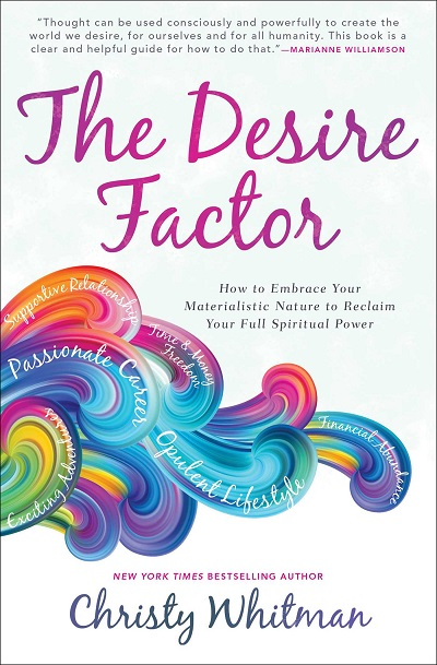 The Desire Factor by Christy Whitman