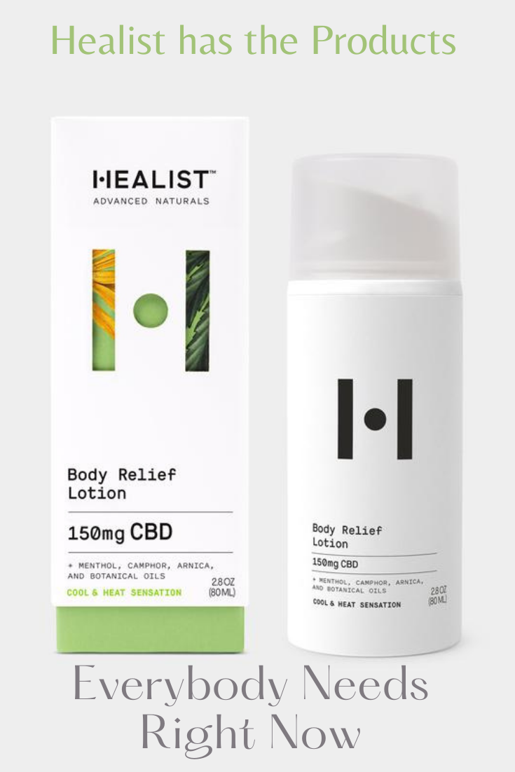 Healist has the Products that Everybody Needs Right Now