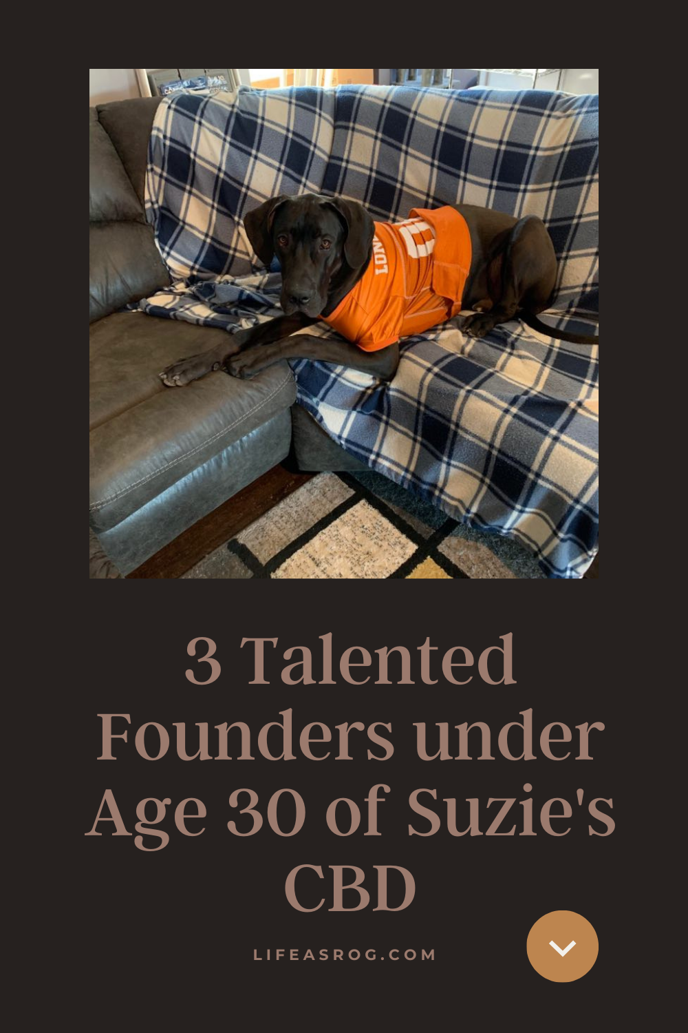 3 Talented Founders under Age 30 of Suzie\'s CBD | Caleb, Megan, and Rachel | Jasper Approved