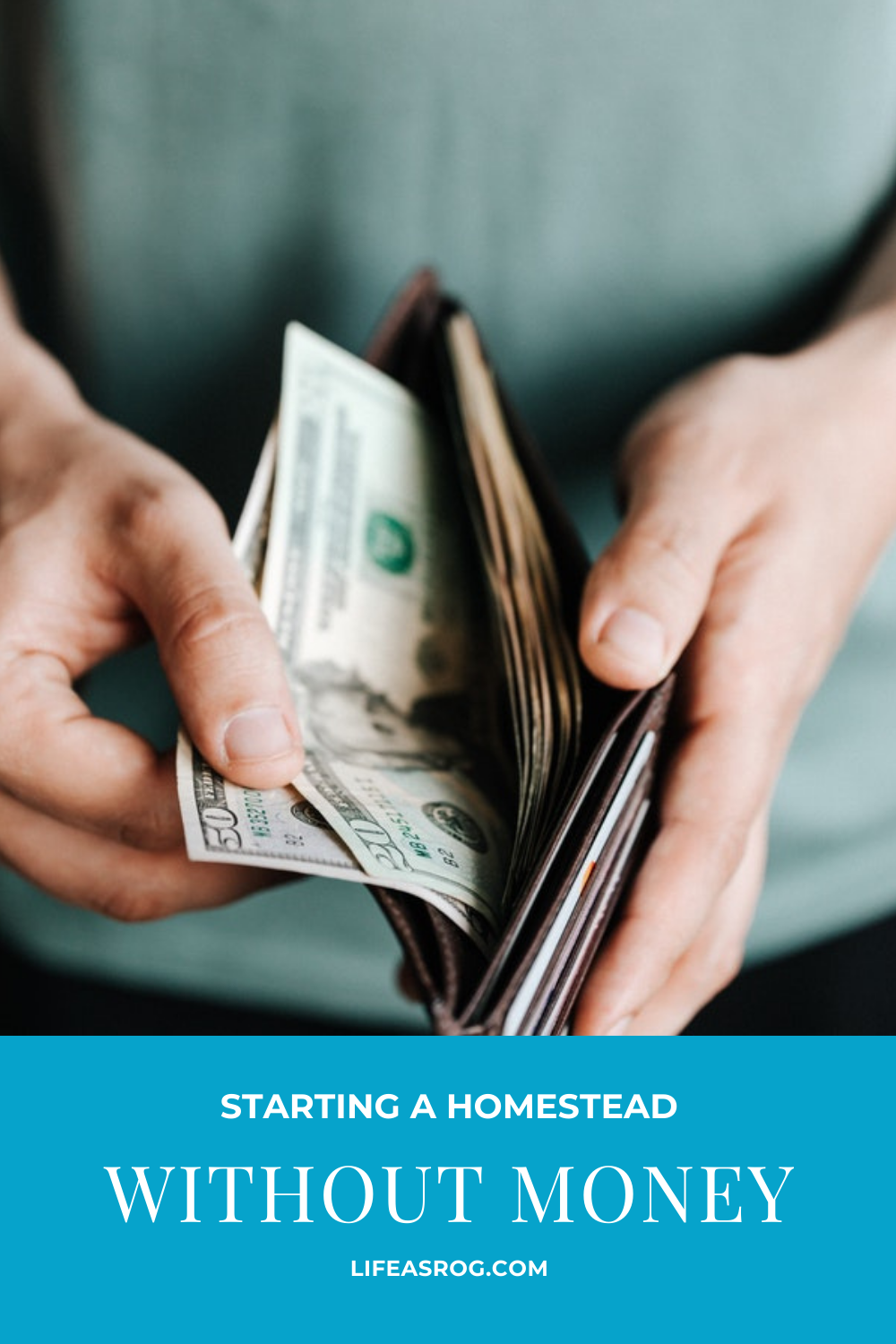 Starting a Homestead Without Money