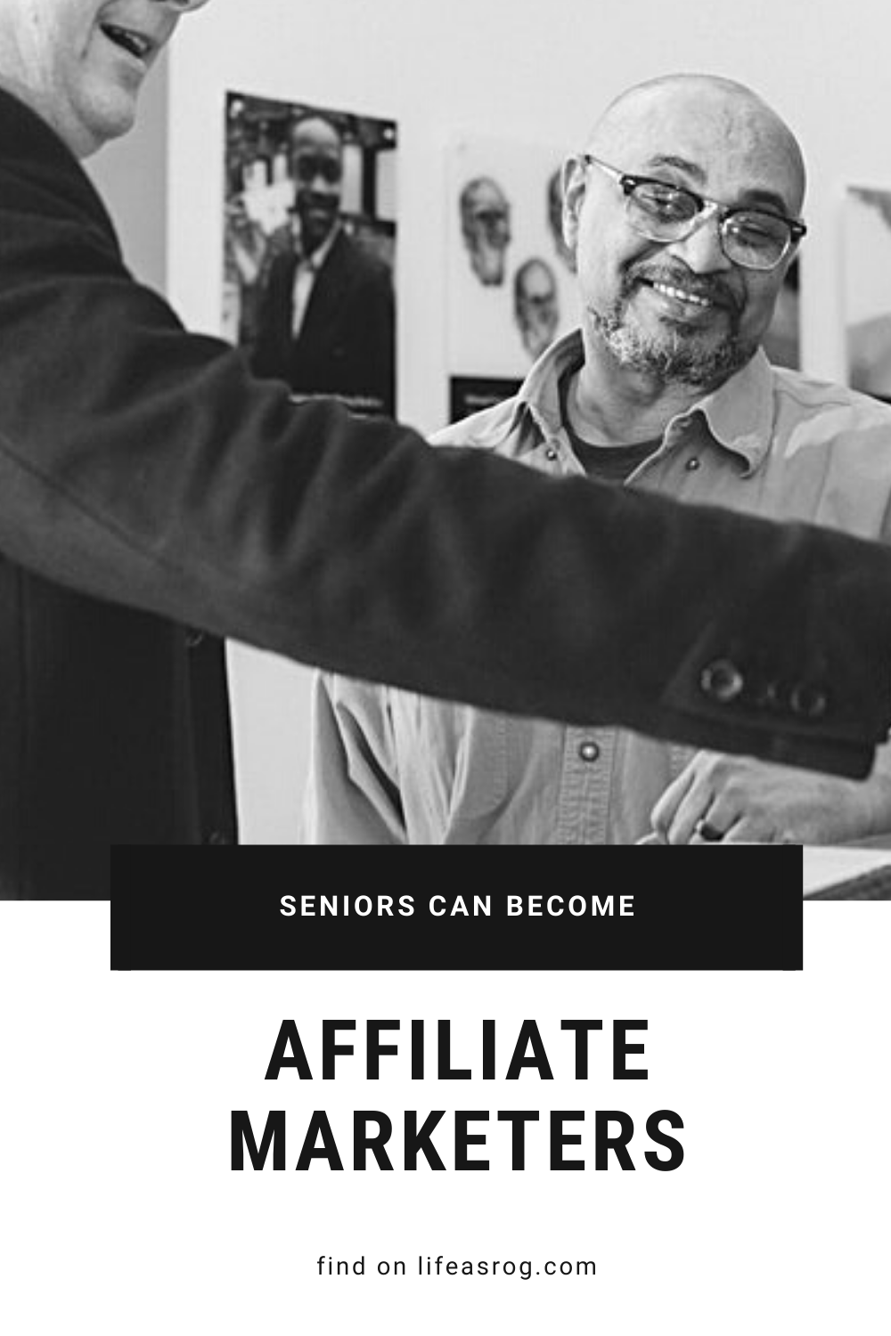 Seniors Can Become Affiliate Marketers