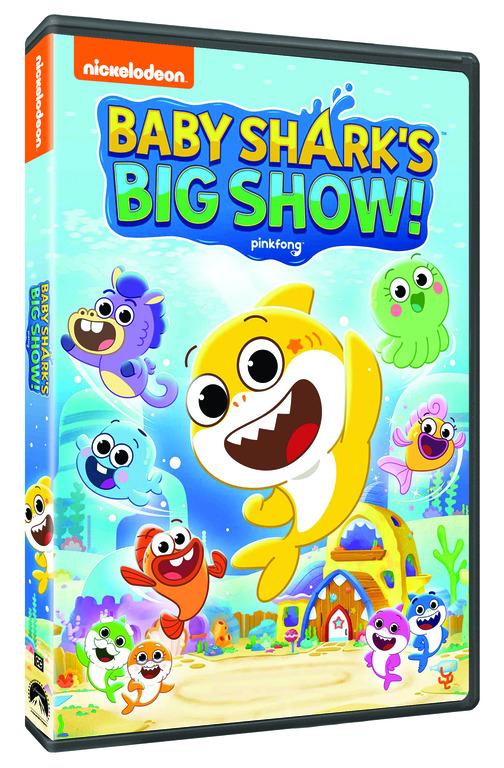 Baby Shark\'s Big Show! Swims Onto DVD 9.21
