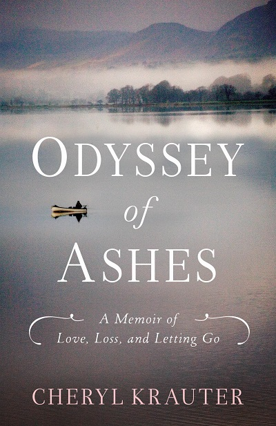 Odyssey of Ashes\' by Cheryl Krauter Book Tour