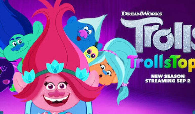TrollsTopia