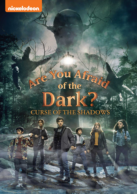 Are You Afraid of the Dark? : Curse of the Shadows DVD Giveaway