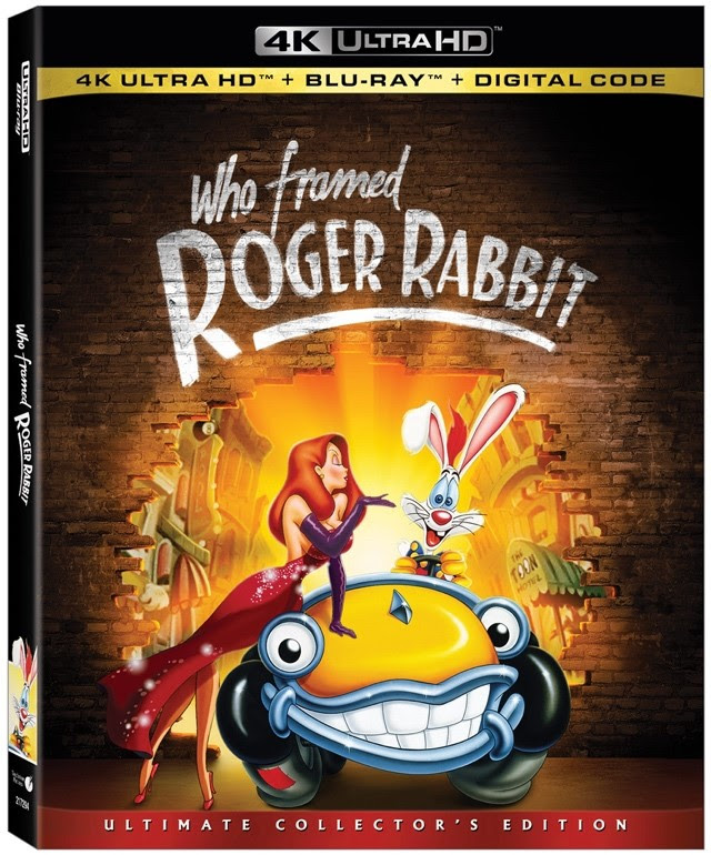 Who Framed Roger Rabbit\' Will Be Available in 4K Ultra HD