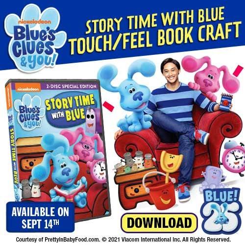 Blue's Clues DIY